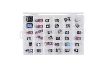 TechBrands 37 in 1 Sensor Modules Kit for Arduino