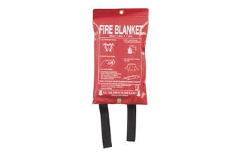 TechBrands Fire Retardant Extinguishing Blanket