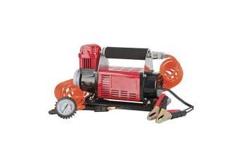 TechBrands Mega-Flow Air Compressor w/ Bag (12VDC) - 72L/Min