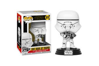 SW First Order Jet Trooper Episode IX Rise of Skywalker Pop!