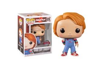 Child's Play Good Guy Chucky US Exclusive Pop! Vinyl