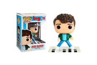 Big Josh with Piano Outfit Pop! Vinyl