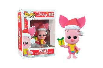 Winnie the Pooh Piglet Holiday Pop! Vinyl