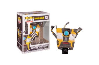 Borderlands 3 Claptrap Pop! Vinyl