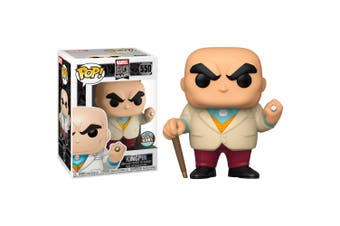 Spiderman Kingpin 1st App 80th An. Specialty Store Ex Pop!
