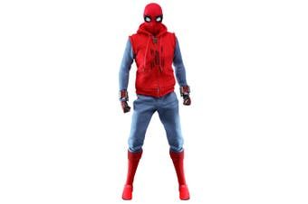 Spiderman Far From Home Homemade Suit 1:6 Scale Figure
