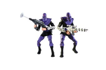 TMNT Foot Soldier Army Builder Action Figure 2-Pk