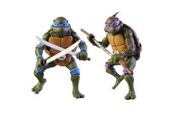 TMNT Leonardo & Donatello Action Figure 2-Pk