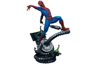 SpiderMan Premium Format 1:4 Scale Statue