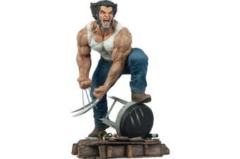 X-Men Logan Premium Format 1:4 Scale Statue