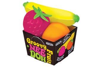 Schylling Groovy Fruit Nee-Doh