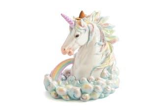 Flying Unicorn Backflow Incense Burner