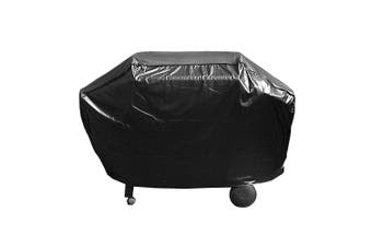 Outdoor Magic 3-4 Burner Hooded BBQ Cover (65x162cm)
