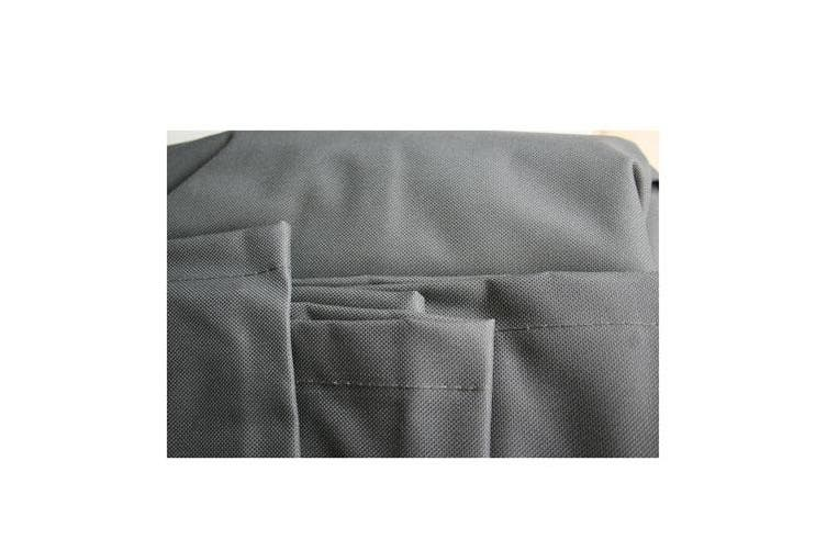 Outdoor Magic 4-6 Burner Hooded BBQ Cover (65x185cm)