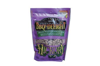 BBQers Delight Smoking Pellets (Hickory)