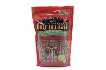 BBQers Delight Smoking Pellets (Apple)
