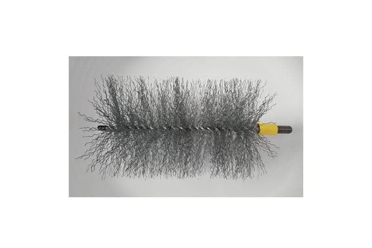 "FireUp 12' Galvanised Wire Pull Thru Brush Kit (6"" Dia.)"
