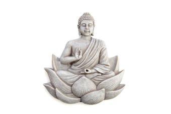 Buddha Flat Incense Burner