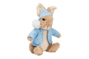 Beatrix Potter Bedtime Peter Rabbit Plush Ani Brahms Lullaby