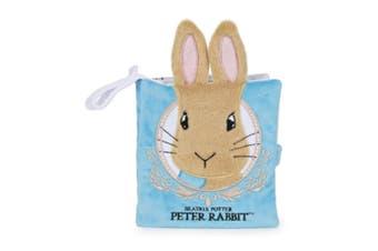 Beatrix Potter Peter Rabbit With Plush Ears Soft Book