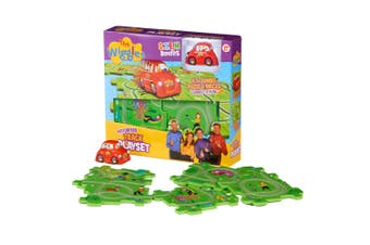 Wiggles Motorised Puzzle Trackset