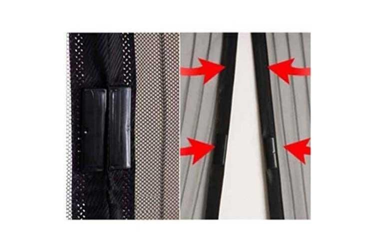 Magnetic Flyscreen Door Protector