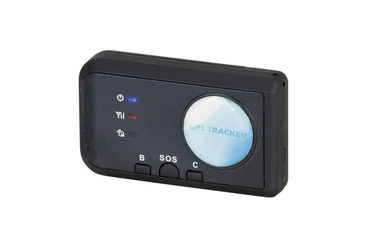 Personal GPS Tracker w/ Listening & SOS Feature