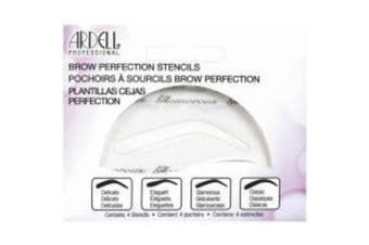 Ardell Brow Perfection Stencils Eyebrow Tool