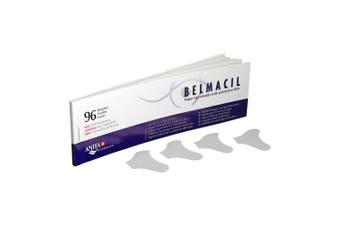 Belmacil Paper Eye Shields 96pc - Lash Tint Under Eye Protection Shield