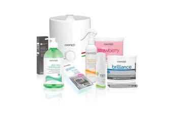 Caronlab Professional Student Wax Waxing Facial Starter Kit Deal Pack