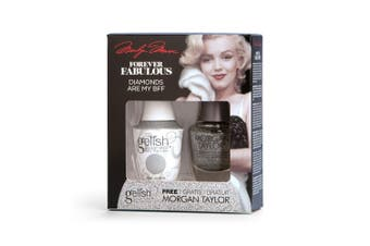 Gelish & Morgan Taylor Forever Fabulous Pack Diamonds Are My BFF (15ml) UV/LED