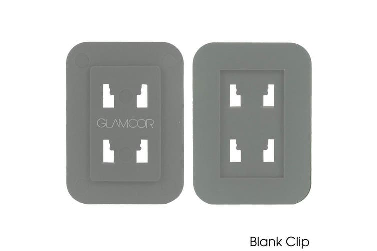 Glamcor LED Mirror Accessory Chart Blank Clip (For Multimedia Extreme)