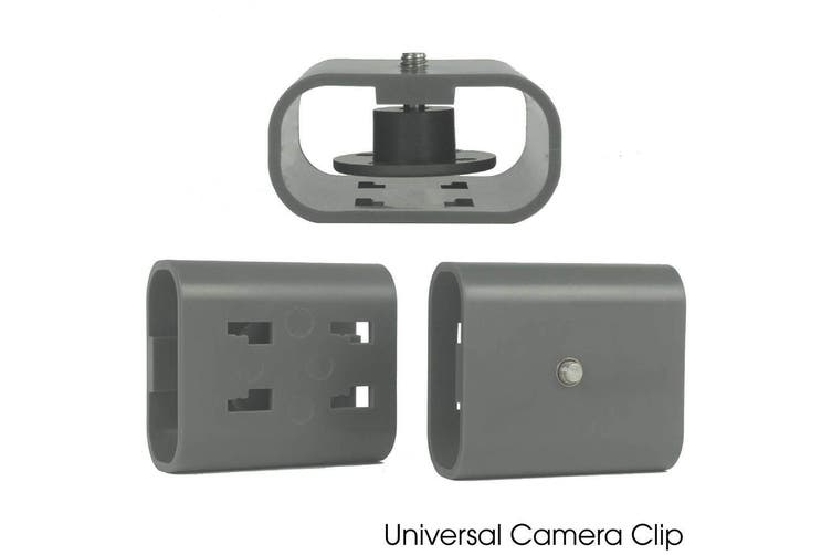 Glamcor Universal LED Mirror DSLR Camera Clip Accessory (For Multimedia Extreme)