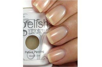 Harmony Gelish Soak Off UV LED Gel Nail Polish Bashful 15ml