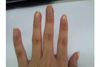 Harmony Gelish Soak Off UV LED Gel Nail Polish Ivory Coast 15ml