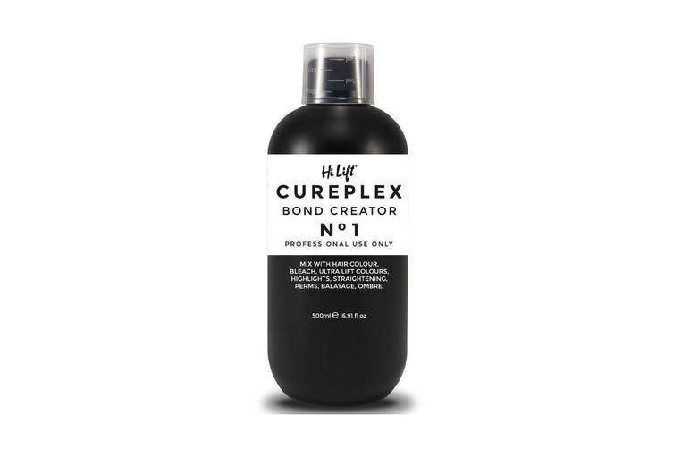Dick Smith   Hi Lift Cureplex No 1 Bond Creator 500ml Prevent Chemical  Colour Damage   Health & Beauty » Hair Care & Styling » Sets & Kits (Pantry)