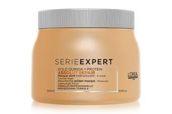 L'Oreal Professionnel Absolut Repair Gold Masque 500ml Damaged Hair
