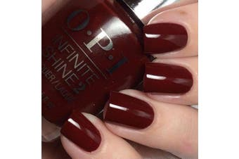 OPI Infinite Shine Nail Polish Lacquer Enamel ISL14 Raisin' the Bar 15ml