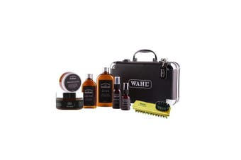 Wahl Traditional Barbers Sampler Pack - 7 Products Pack - Professional Barber