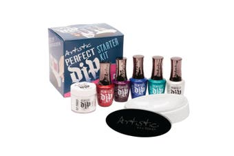 Artistic Nail Design Perfect Dip Starter Kit | Durable Long Lasting Nails