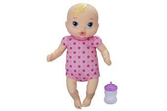 Hasbro Baby Alive Luv 'n Snuggle Baby Doll Blonde