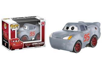 Funko POP Disney Pixar Cars 3 Exclusive Lightning McQueen #282 Vinyl Figure