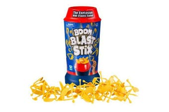 Boom Blast Stix Game Board Family Game by Moose Toys