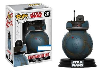 Funko Pop Star Wars Resistance BB Unit #211 Vinyl Figure