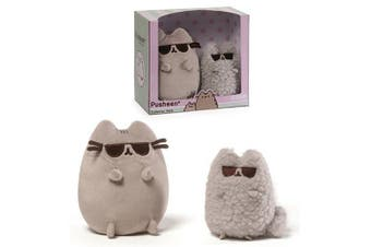Pusheen The Cat & Stormy Sunglasses Collector Set Plush