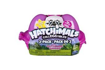 Hatchimals CollEGGtibles 2-Pack Egg Carton Glittering Garden Series 1