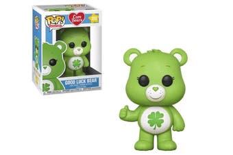 Funko Pop Care Bears Good luck Bear #355 Vinyl Figure