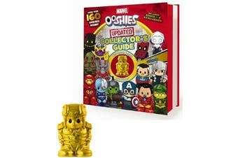 Ooshies Marvel Collector's Guide Updated w/ Limited Eidtion