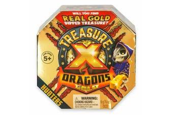 Treasure X Season 2 Quest For Dragons Gold Treasure Hunter pack