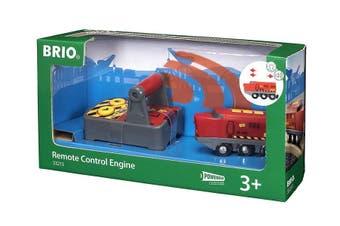 Brio World Remote Control Engine 33213